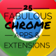 25 Fabulous Chrome Apps and Extensions