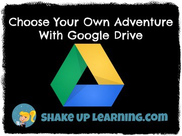Choose Your Own Adventure with Google Drive
