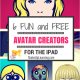 6 Fun and Free Avatar Creators for the iPad