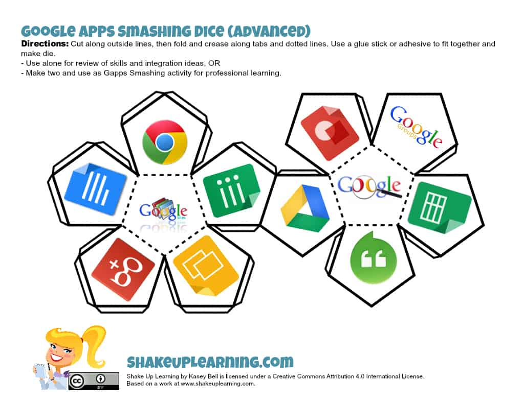Advanced Google Apps Smashing Dice
