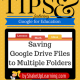 Google Tricks and Tips: Saving Files to Multiple Folders