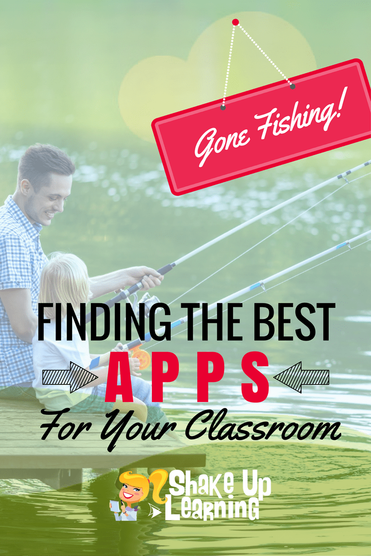 How to find the best ios apps for your classroom for Best fishing apps