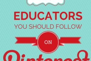 35 Educators You Should Follow on Pinterest