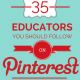 35 Educators You Should Follow on Pinterest