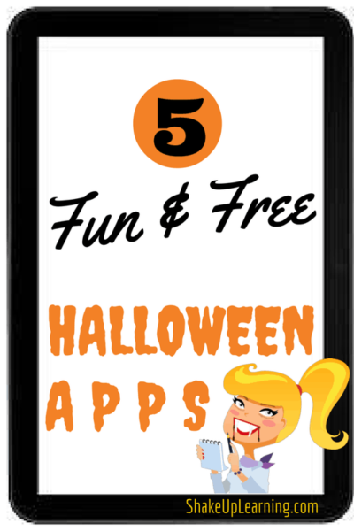 5 Fun and Free Halloween Apps