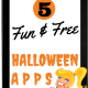5 Fun and Free Halloween Apps!