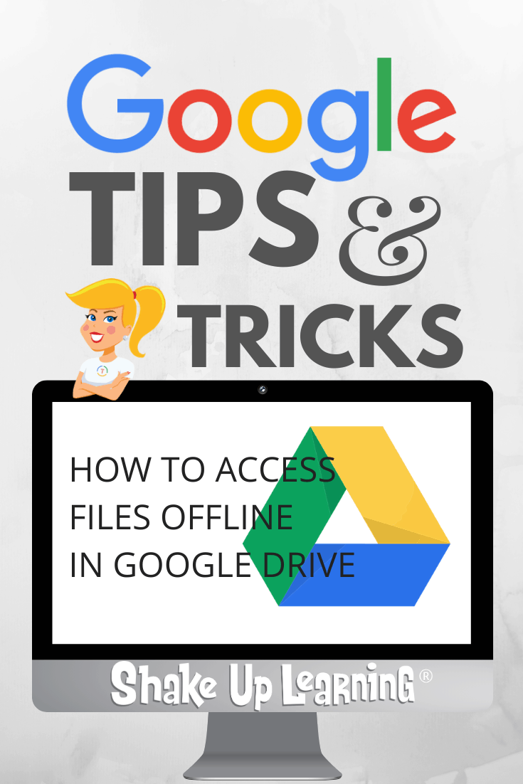 How to Access Files Offline in Google Drive