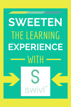 Sweeten the Learning Experience with Swivl | Shake Up Learning | www.shakeuplearning.com | #elearning #edtech #flipclass