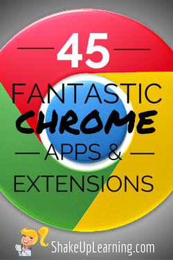 45 Fantastic Chrome Apps & Extensions