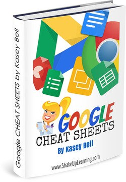 Google Cheat Sheets eBook