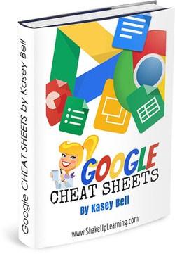 Google Cheat Sheets eBook