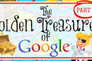 The Golden Treasures of Google! – Part 2, DATA!