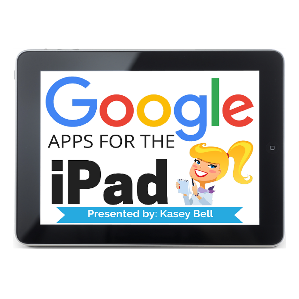 Google Apps for the iPad and iOS