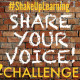 Share Your Voice Challenge – Part 2 #ShakeUpLearning