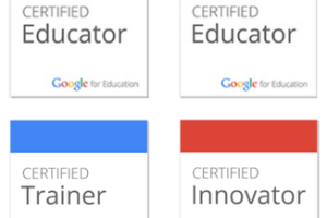 4 Google Certifications for Teachers!