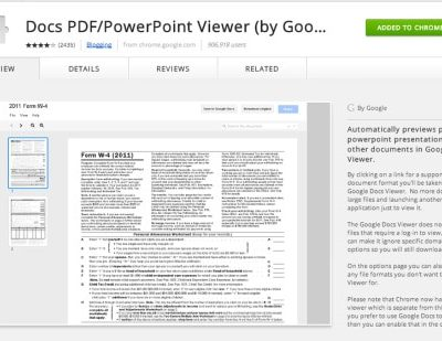 PDF Powerpoint Viewer