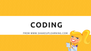 Coding Resources from Shake Up Learning