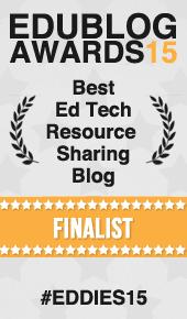 Edublog Award Finalist 2015