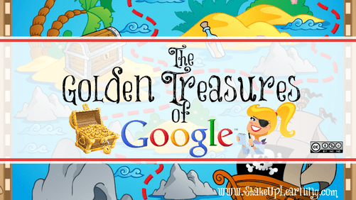 The Golden Treasures of Google! The Fabulous Tools You Don't Know About!