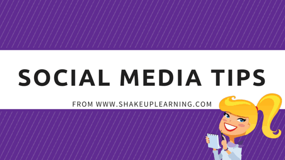 Social Media Tips for Educators