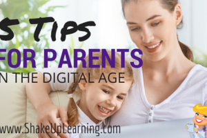 5 Tips for Parents in the Digital Age