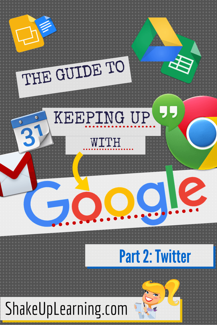 The Guide to Keeping Up With Google - Part 2: Twitter