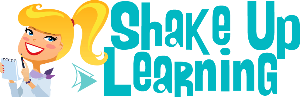 Shake Up Learning | Digital Learning Resources and Tech Tips for Teachers