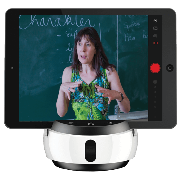 Blended Learning Reaches New Levels with the Swivl Robot!