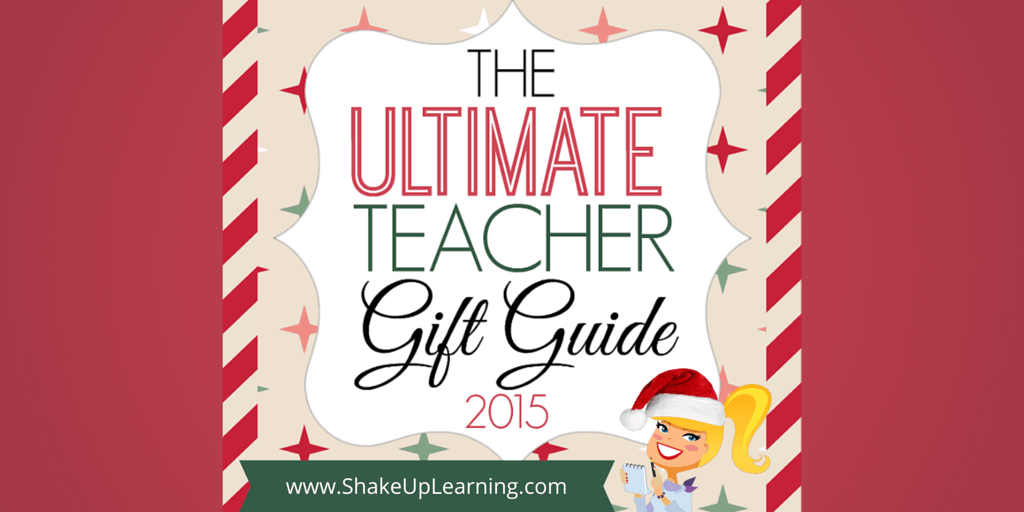 The Ultimate Teacher Gift Guide 2015