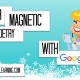 Winter Magnetic Poetry with Google Slides