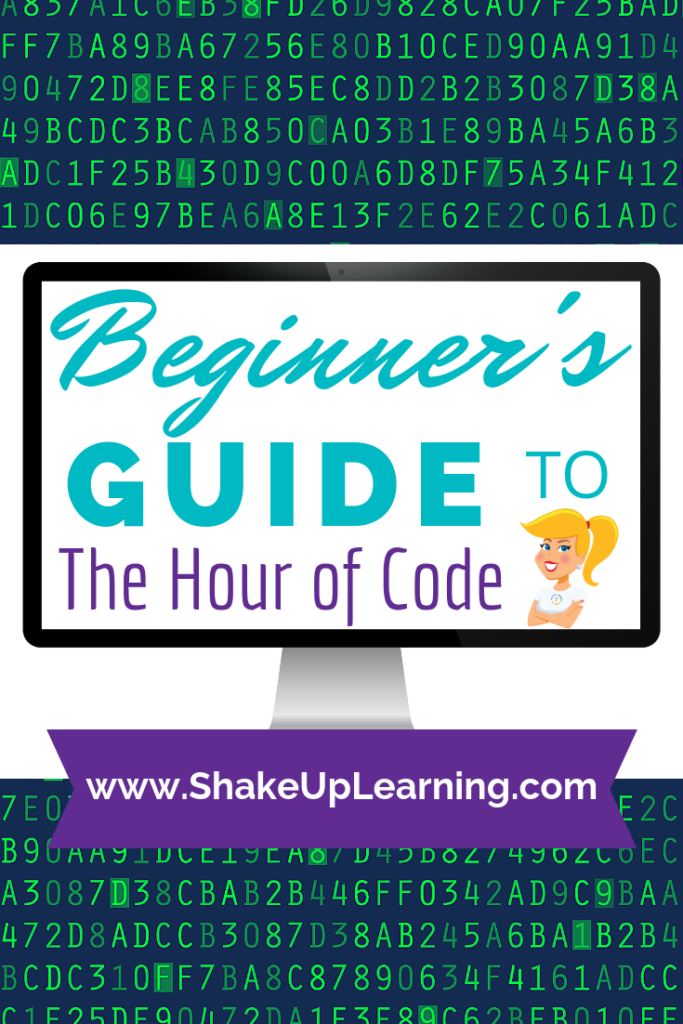 The Beginners Guide to the Hour of Code