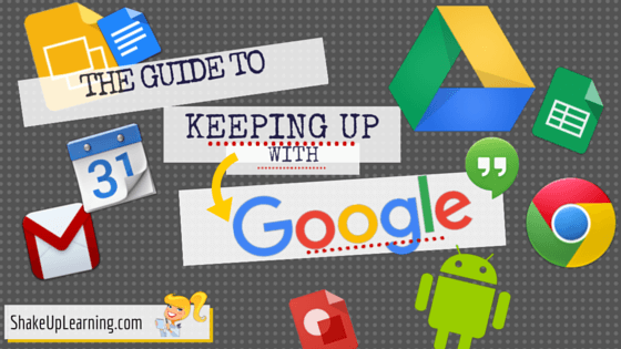 The Guide to Keeping Up With Google