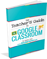 teachers guide to google classroom cover 150