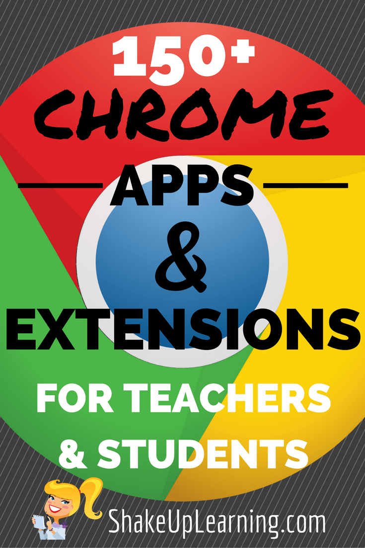 150+ Chrome Apps and Extensions