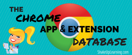 The Chrome App and Extension Database