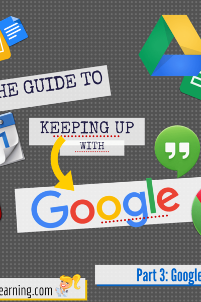 The Guide to Keeping Up With Google - part 3- G+