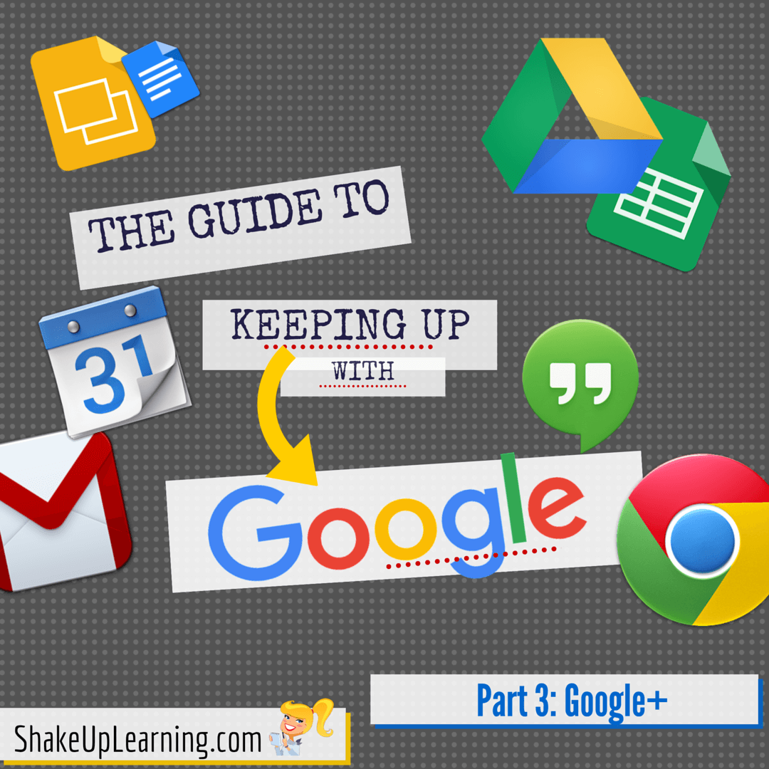 The Guide to Keeping Up With Google - Part 3: Google+