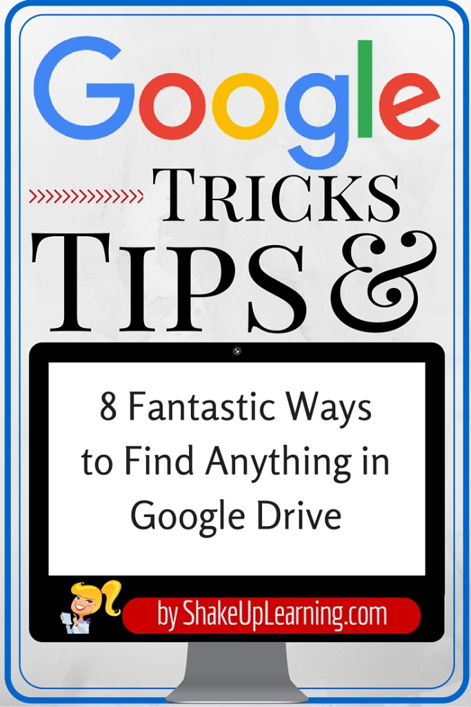 8 Fantastic Ways to Find Anything in Google Drive