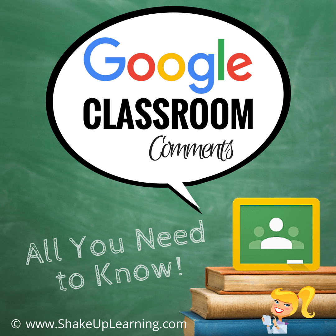Google Classroom Comments- All You Need to Know!