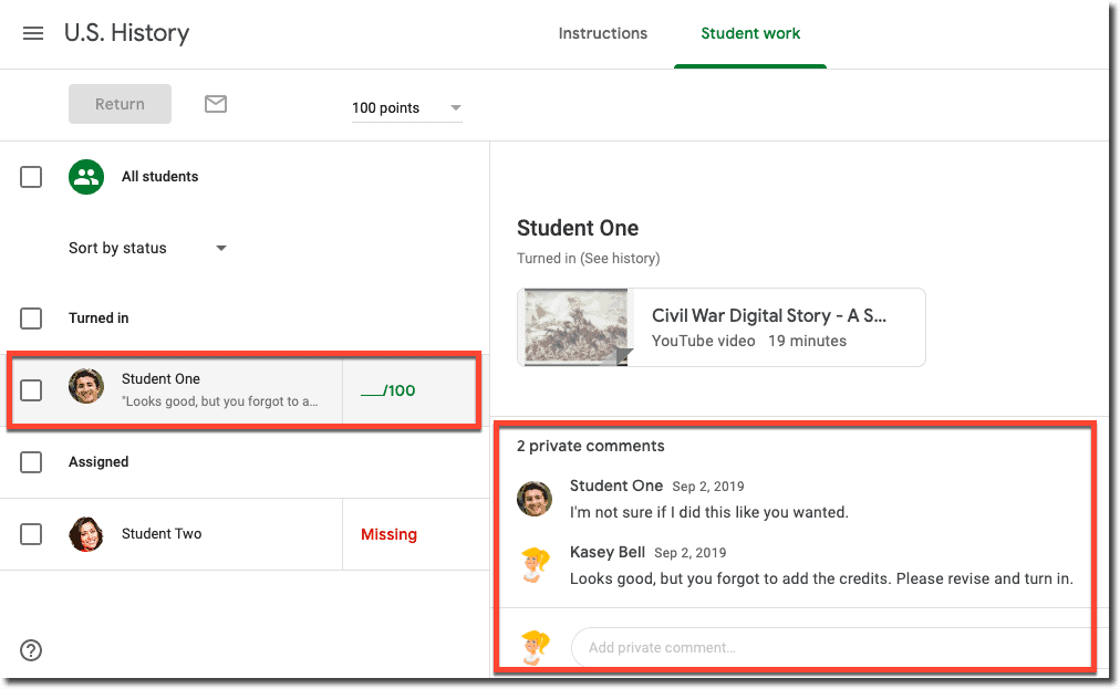 Google Classroom Comments_ All You Need to Know!