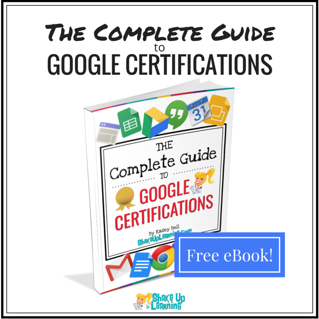 Google certifications shake up learning free ebook the complete guide to google certifications xflitez Image collections
