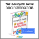 FREE eBook: The Complete Guide to Google Certifications