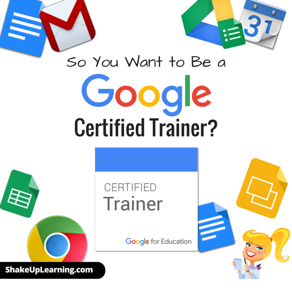 Google certifications shake up learning so you want to be a google certified trainer xflitez Image collections