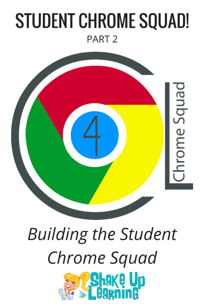 Chrome Squad (Part 2): Building the Student Chrome Squad