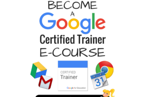 Enroll in the Google Certified Trainer VIP Course TODAY!