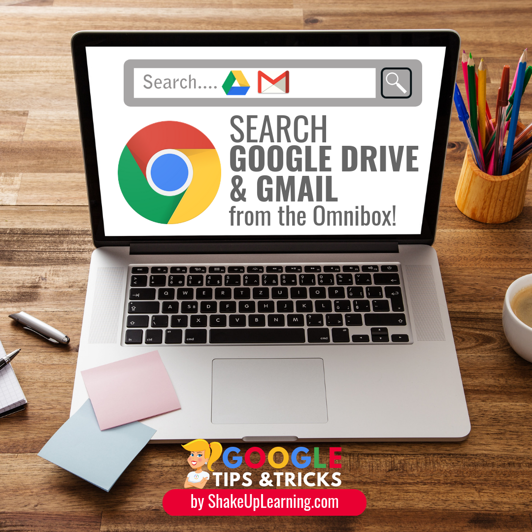 Did You Know You Can Search Google Drive and Gmail From Chrome?