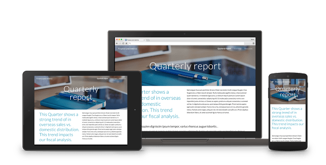 The Rumors are True! There's a New Google Sites!