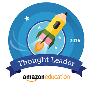 amazon thought leader badge