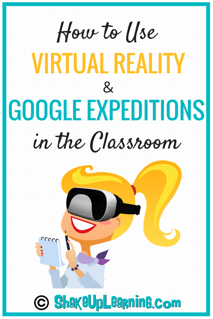 How to Use Virtual Reality in the Classroom