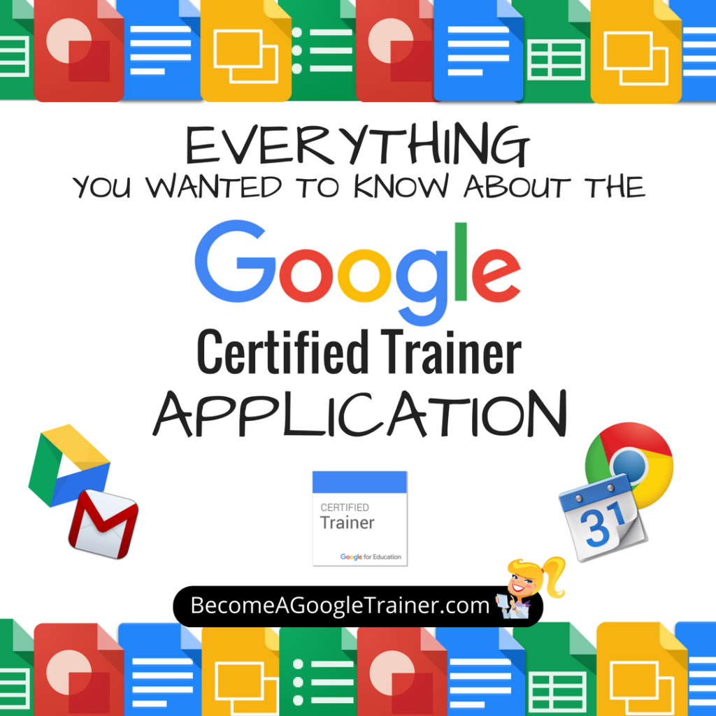 Google certifications shake up learning everything you wanted to know about the google certified trainer application xflitez Image collections